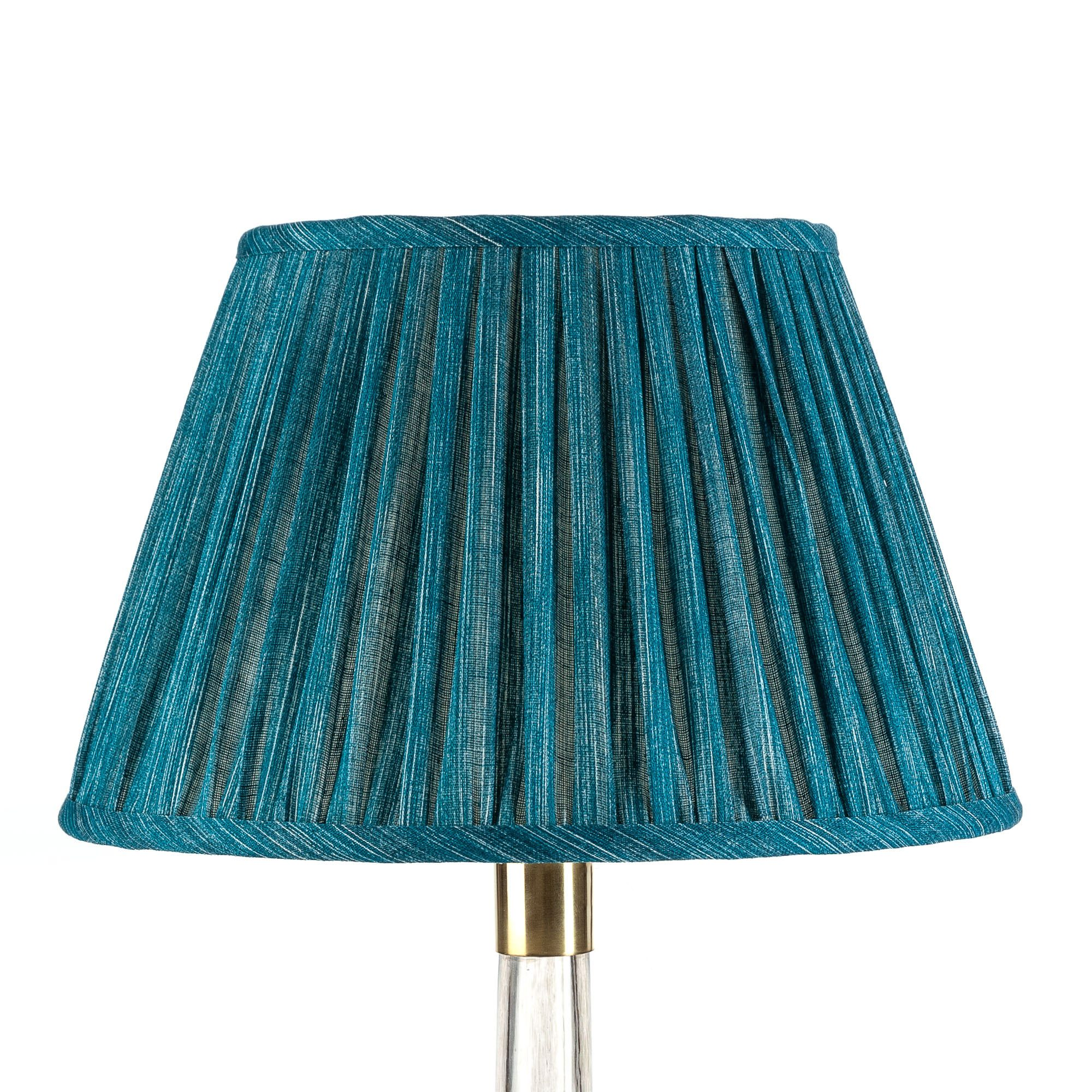 pg-050-empire-gathered-lampshade-in-suede-shoes-plain-050-1