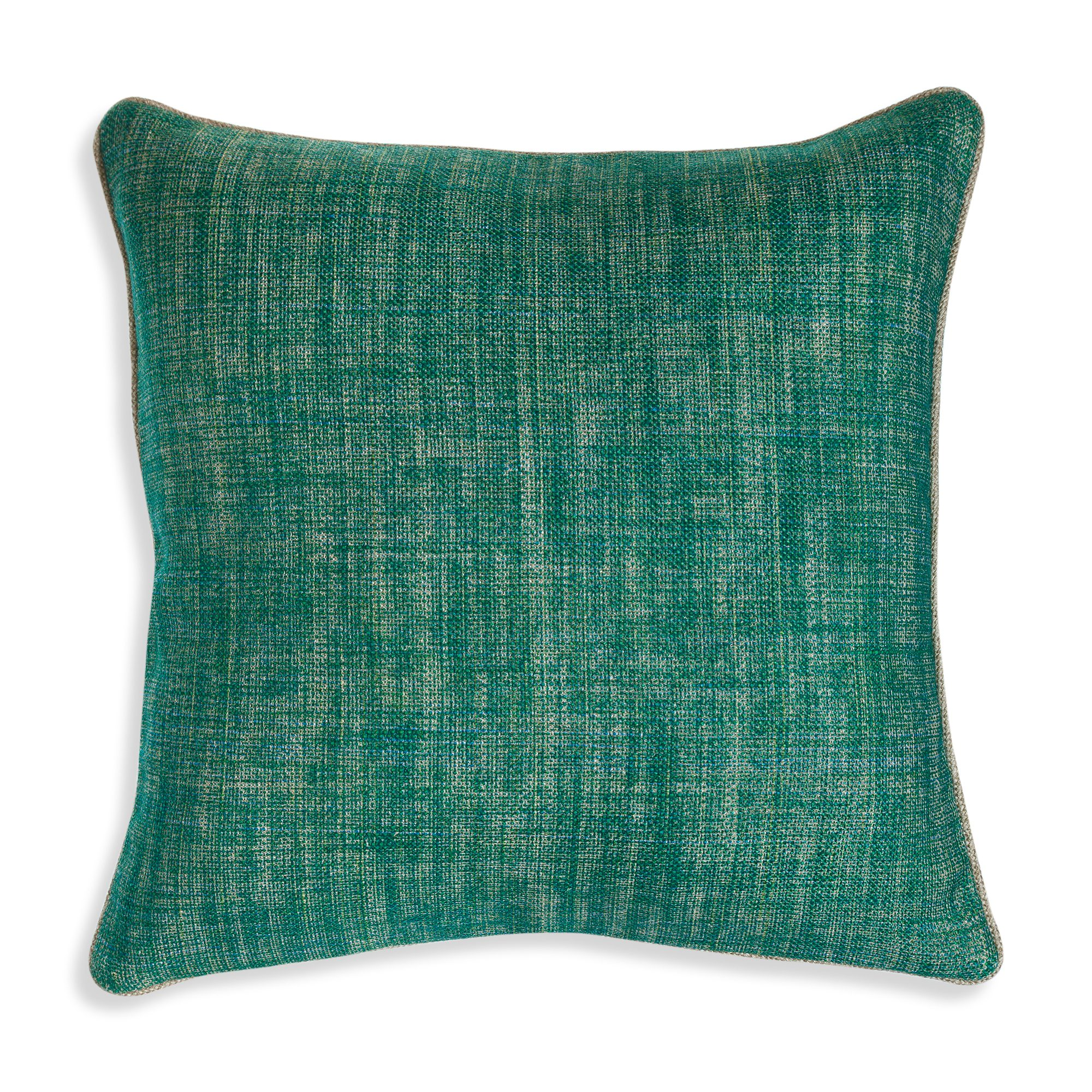 Small Square Cushion in Aventurine