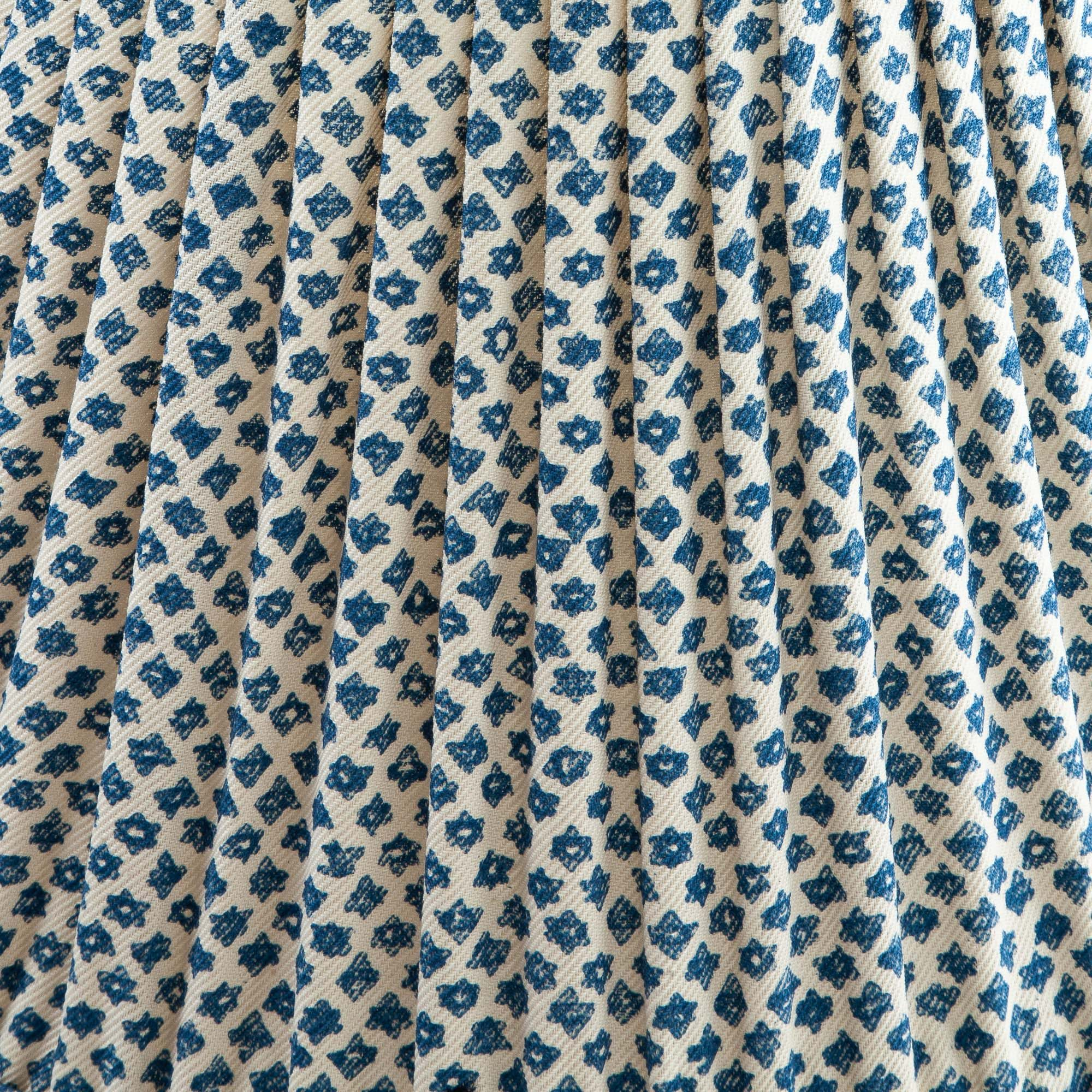 Empire Gathered Lampshade in Blue Marden 019.jpeg