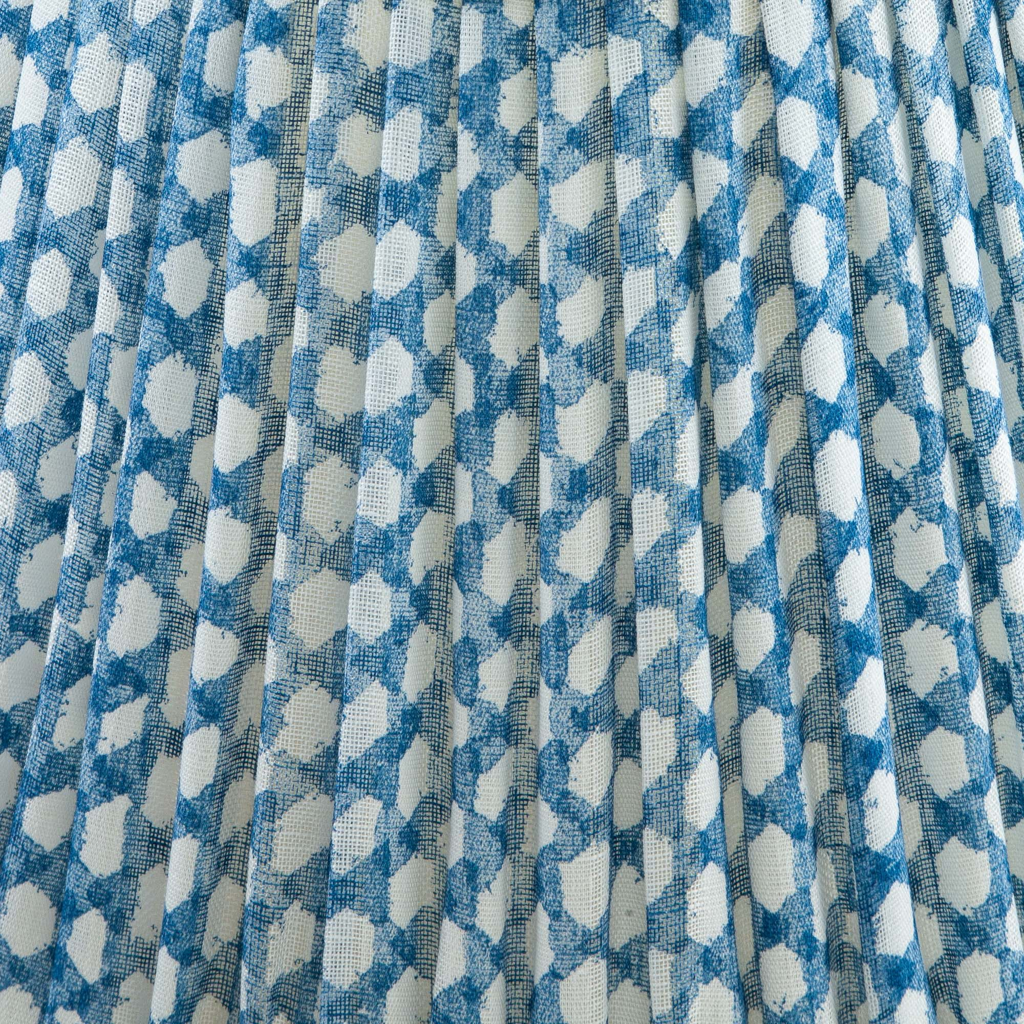 Empire Gathered Lampshade in Blue Wicker 025.jpeg