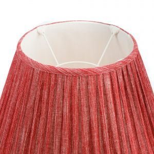 pg-038-empire-gathered-lampshade-in-carpet-slipper-plain-038-2
