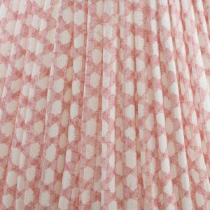 Empire Gathered Lampshade in Pink Wicker 062.jpeg