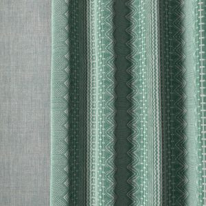 abbey-stripe-abbe-005-green-curtain