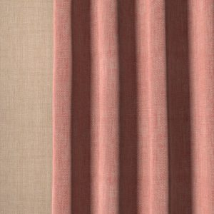figured-linen-n-062-red-curtain