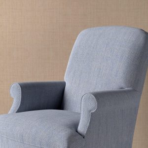 figured-linen-n-075-blue-chair1