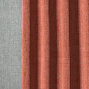 plain-linen-n-007-red-curtain