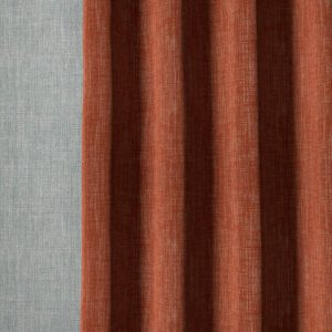 plain-linen-n-046-red-curtain