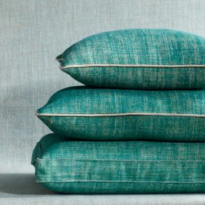 green-plain linen-n123-set