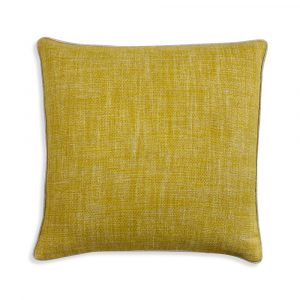 Large Square Cushion in Euphorbia